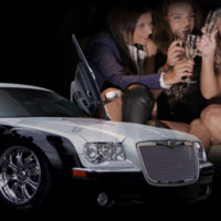 Clubbing and Bar Hopping Limousine