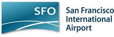 SFO San Francisco International Airport logo